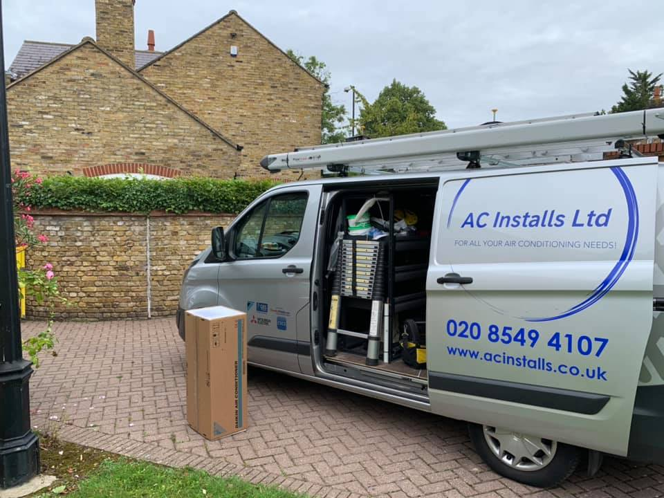 Air Conditioning Installers - Commercial & Domestic AC - London