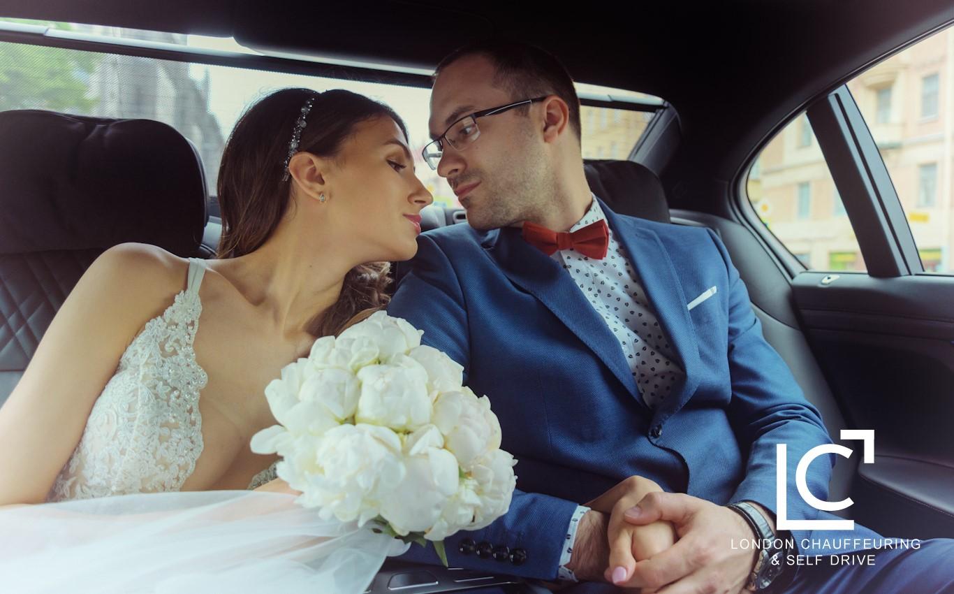 Elegance Wedding Car Hire in London - London Chauffeuring