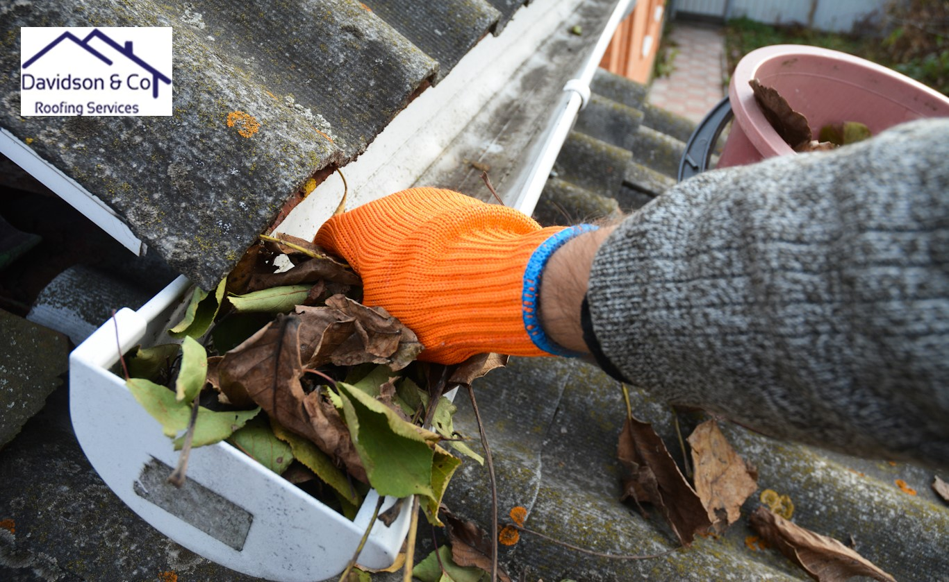 Gutter Repair Services - Davidson & Co Roofing Services