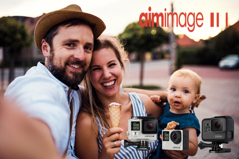Rent Cameras or equipment - AimImage Ltd London