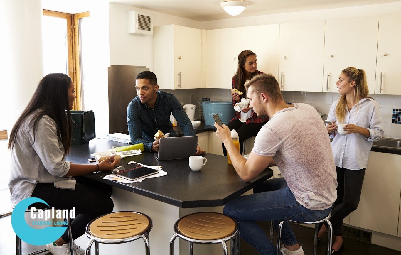 Student Accommodation Living in Sheffield - Capland Properties