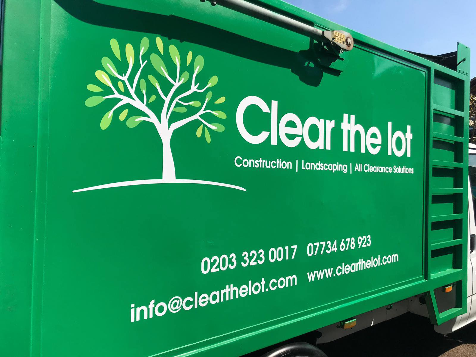 House Clearance & Garden Waste Clearance around the London - Clear the Lot
