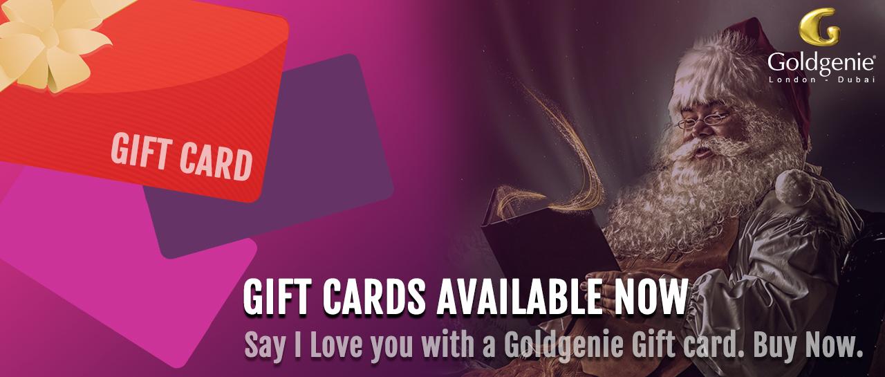 Goldgenie's Gift Card 1