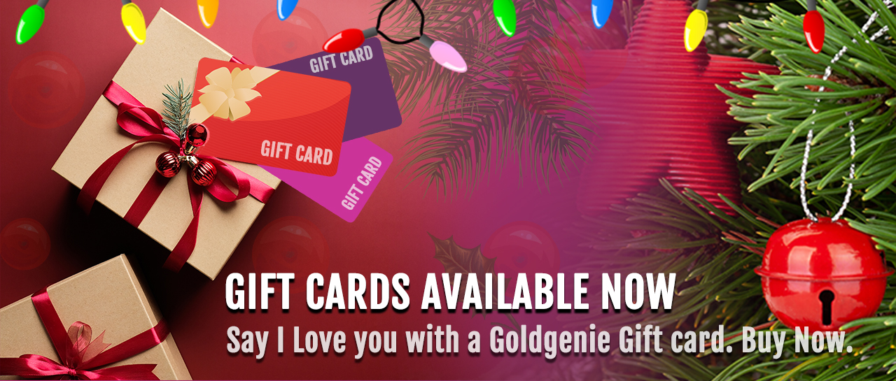 Goldgenie's Gift Card 2