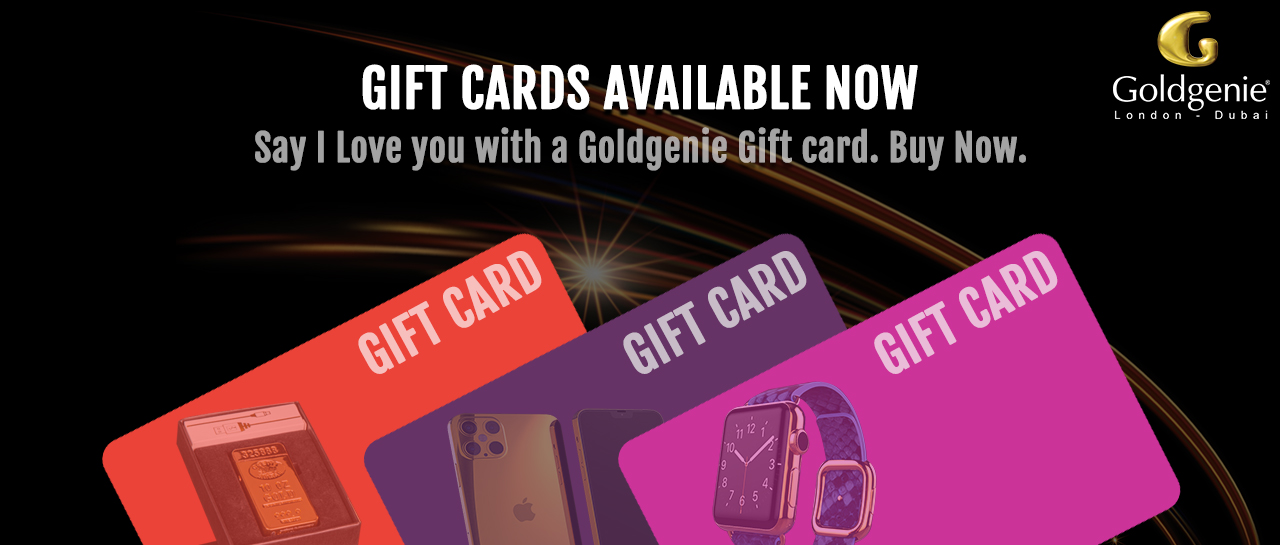 Goldgenie's Gift Card