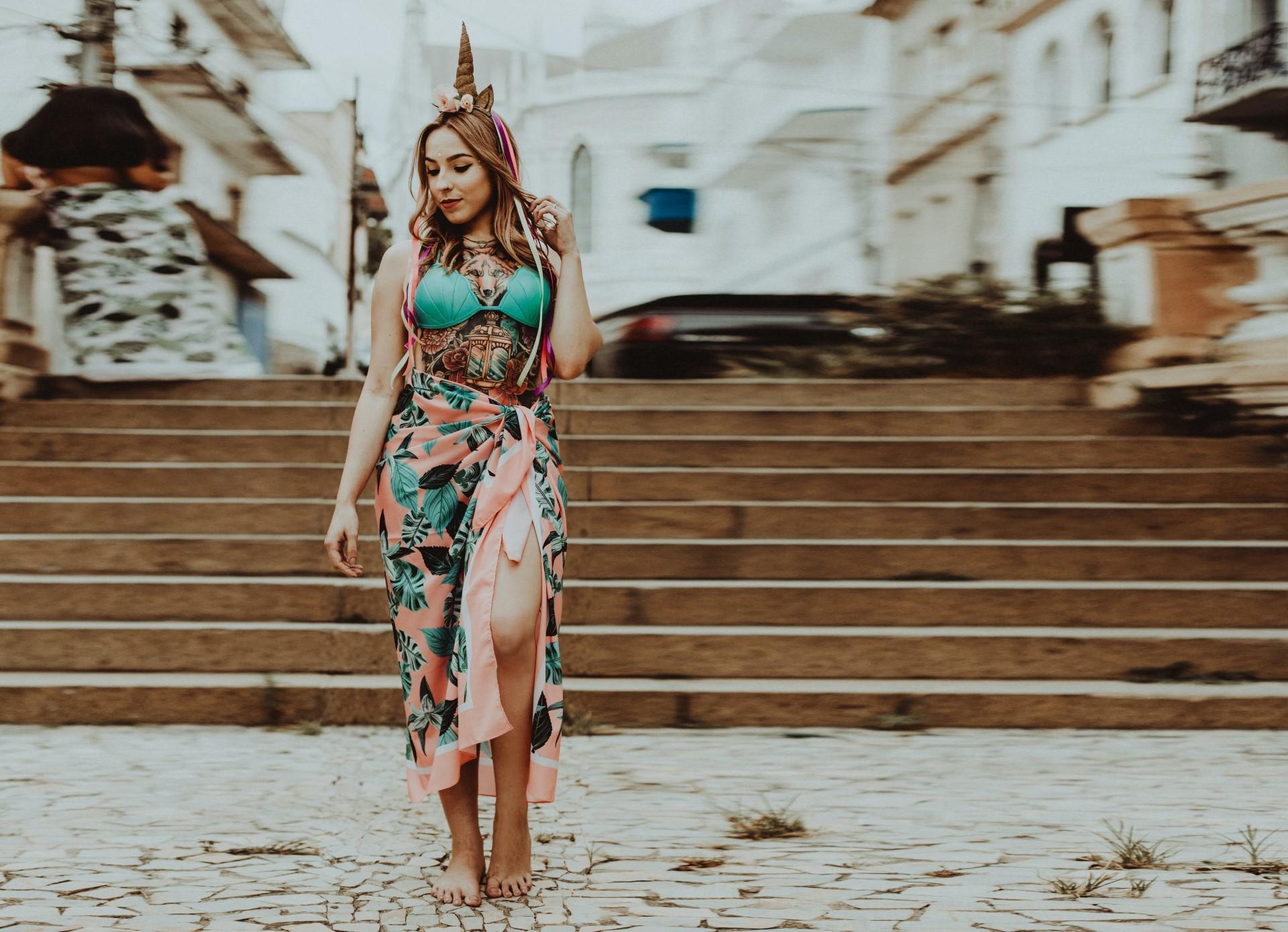 Beach dress 001
